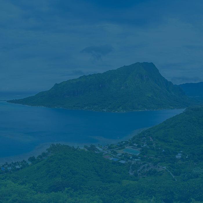 Spectacular Tahiti by Far & Away