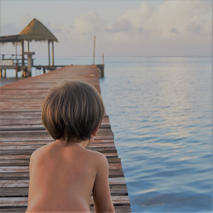 Kids fly Free Tahiti Adventure by Far & Away