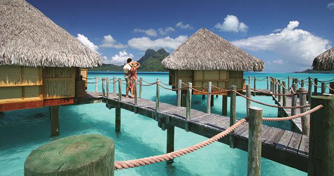 Moorea, Bora Bora & Tahiti avec la chaîne Pearl