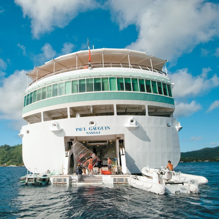 7 Night Paul Gauguin Tahiti Cruise by Far & Away
