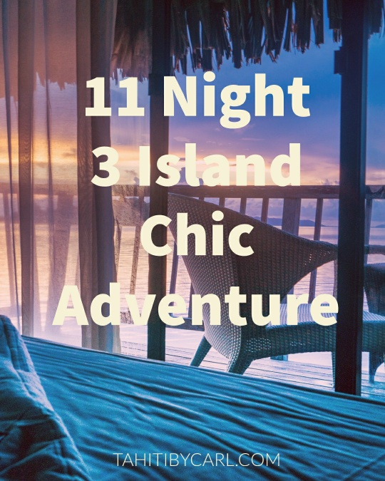 11 Night Chic Adventure Package