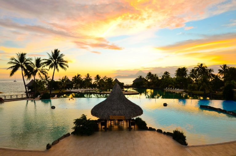 9 Nights Intercontinental Trio, Papeete, Moorea and Bora Bora