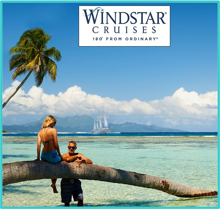 Dreams of Tahiti with Windstar Cruises