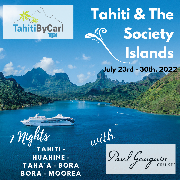 Tahiti & Society Islands on Paul Gauguin Cruises